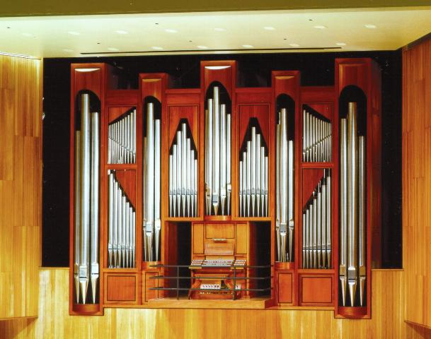 Fisk organ of Slee Hall, Buffalo, NY