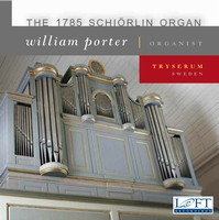 1785 Schiörlin organ of Tryserum, Sweden - William Porter