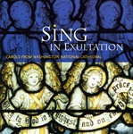 Sing in Exultation/Washington National Cathedral Choir